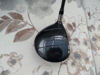 TaylorMade 360ti Titanium Driver Good Condition - New Grip