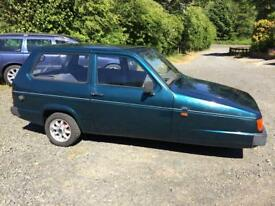 Reliant Robin LX may swap 4x4