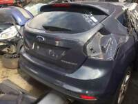 Ford Focus 2011 (Blue) For Breaking