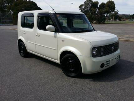 2005 Nissan Cube Wheelchair Accessable Vehicle Ramp Automatic
