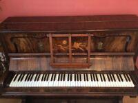 Antique Henry Ambridge piano