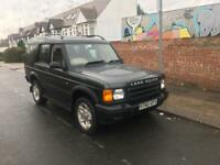 Land Rover discovery 2 td5 diesel Automatic 7 seats