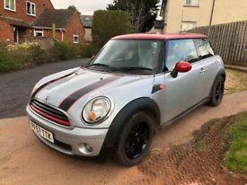 MINI ONE 1.4 PETROL (warranty included , finance available )
