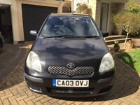 TOYOTA YARIS - T3- RELIABLE & IDEAL STUDENT RUN AROUND OR FIRST CAR