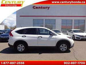 2014 Honda CR-V LX + 100K WARRANTY
