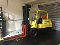 Hyster S150A LPG Counterbalance forklift