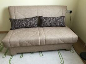 for sale a double bed sofa.