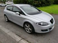 2007 SEAT LEON 2.0 TDI REFERENCE 6 SPEED DIESEL