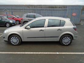 Vauxhall Astra 1.3 TDI Pristine condition. MOT'd to April 2018