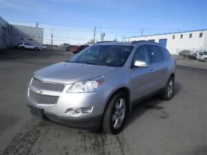 2012 Chevrolet Traverse LTZ | Leather | DVD | 7 Seats