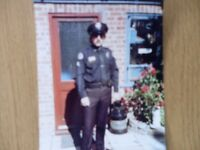POLICE UNIFORM LOS ANGELES P.D.