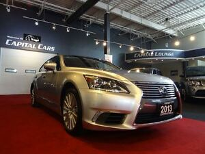 2013 Lexus LS 460 NAVIGATION/ AWD / BACK UP CAMERA / SUEDE ROOF
