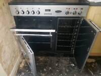 Toledo RangeMaster 90 Ceramic Electric Oven