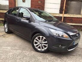 Ford Focus 2.0 TDCi Titanium 5dr FSH+ALLOYS+CLEAN INSIDE & OUT RING NOW FOR MORE INFO 07735447270