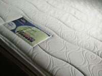 King size memory foam Mattress by Silentnight (miracoil 3)