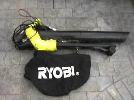 Ryobi garden vac/blower