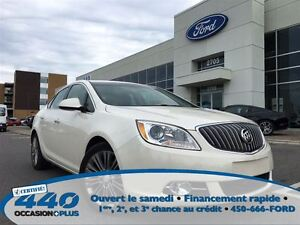 2012 Buick Verano * Cuir, Toit Ouvrant, Navigation *