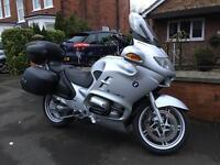 52 Plate r1150rt 28500 miles BMW touring bike like gs r 1150 r rt tourer r1150
