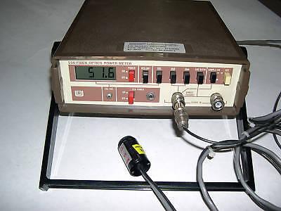 Udt 550 Fiber Optic Power Meter Udt J16-te200