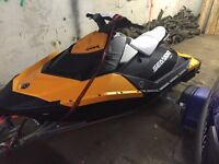 Seadoo spark 90hp 2 up with ibr