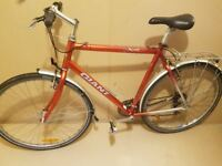 GIANT X1500 23 Inch Hybrid Bike. Great Condition. Very light. Aluminium Frame. Marathon Plus Tyres
