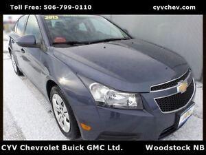 2013 Chevrolet Cruze LT Turbo - $7/Day - Auto, Bluetooth & XM