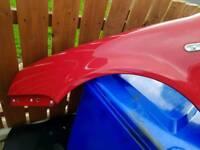Mk4 golf passenger get side wing