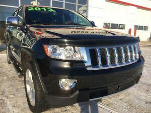 2013 Jeep Grand Cherokee OVERLAND,5.7 HEMI, FULLY LOADED