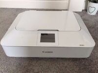 CANON MG6350 white all in one printer scanner copier