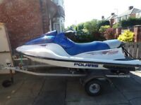 2003 POLARIS FREEDOM 700cc POWER PORT JETSKI, 3-SEATER