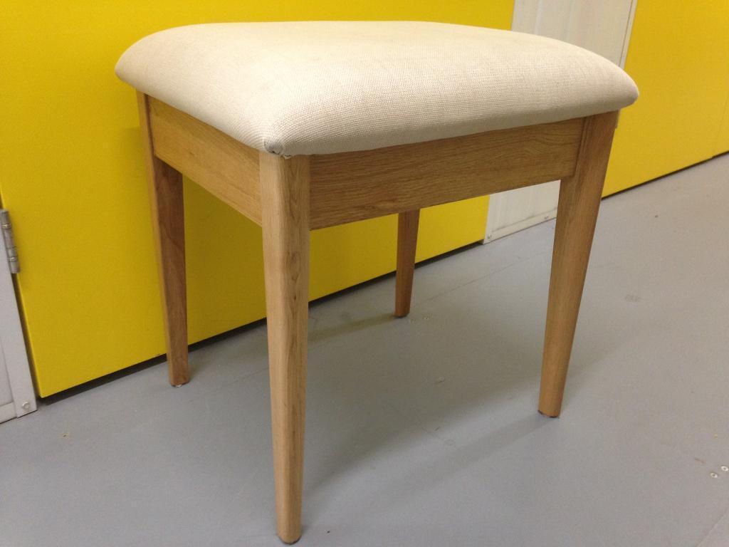 Solid Oak Willis Gambier John Lewis Dressing Table