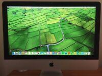 Apple iMac 21.5; late 2013