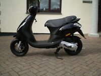 piaggio zip 50 scooter 2010 excellent condition