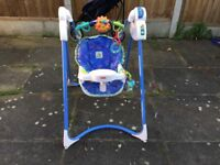 Fisher Price Link-A-Doos Magic Motion Swing