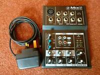 Mackie Mix 5 5-channel compact mixer