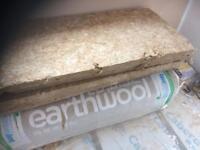 Cavity insulation