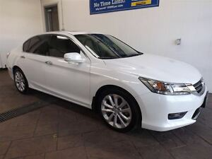 2014 Honda Accord TOURING V6 LEATHER SUNROOF NAV
