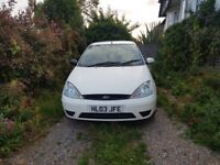1.4 White Ford Focus