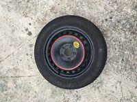 Space Saver Spare Tyre