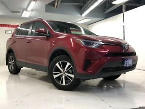 2018 Toyota RAV4 LE ACCIDENT FREE! | ONE OWNER | LOW MILEAGE...