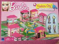 Barbie board game