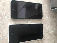 SPARES & REPAIRS IPHONE 5c & IPHONE 4