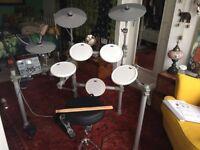 KAT Precussion - KT2 Digital Drum SetT2 - High performance digital drum set.