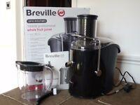 Breville pro-kitchen 1000W professional whole fruit juicer