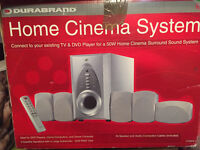 Durabrand Home Cinema System