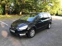 Ford galaxy 2.0 tdci automatic zetec 7 seater 2010 DVD player installed!!!