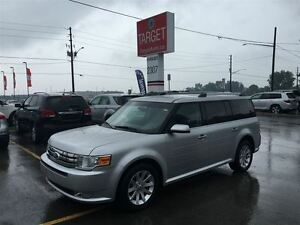 2009 Ford Flex SEL Loaded; Leather and More !!!! London Ontario image 1