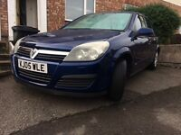 Vauxhall Astra 1.6 2005 FULL MAIN DEALER SERVICE HISTORY. CAMBELT CHANGED. MECHANICALLY PERFECT.