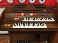 Kimball super continental electric organ