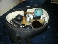 Percussion Kit.
